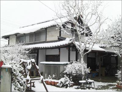 アトリエたんざわ工房2011年2月12日撮影